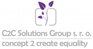 C2C logo sirka barva 2 radky CMYK