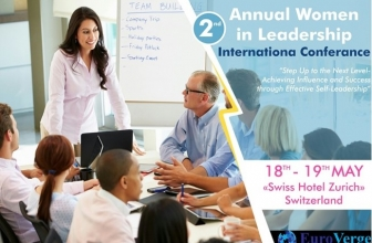 2nd Women in Leadership International Conference
