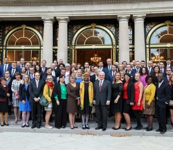 Máme zastoupení v IVLP Czech Alumni